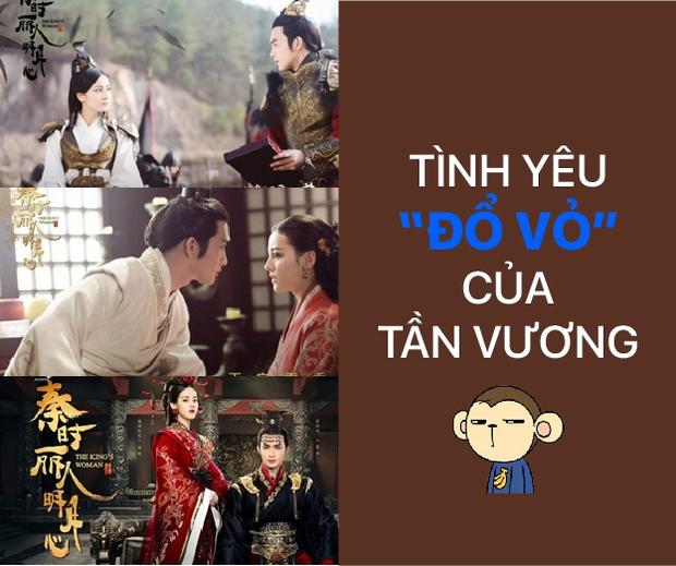4 kiểu yêu lạ lùng của các chàng nam chính trong phim truyền hình Hoa Ngữ - Ảnh 3.