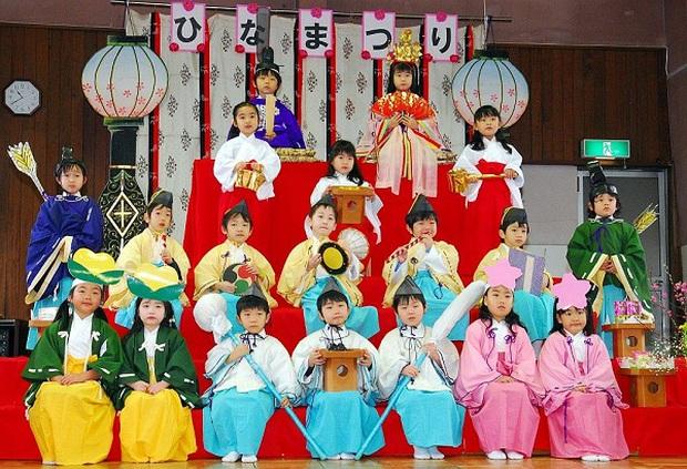 Ngày vui nhất của trẻ em Nhật Bản trong năm: Lễ hội búp bê toàn quốc - Ảnh 3.