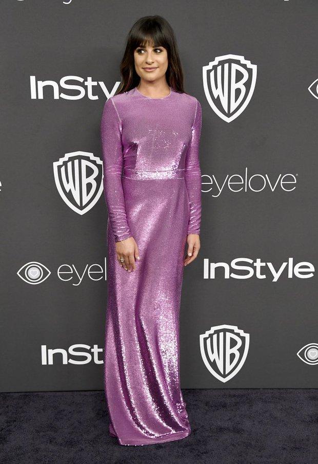 Hậu Quả Cầu Vàng: Miranda Kerr trễ nải sexy, mỹ nhân Blurred Lines hớ hênh trên thảm đỏ - Ảnh 25.