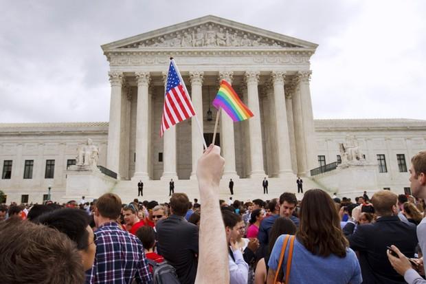 Ngày chia tay Tổng thống Obama, có nỗi buồn nghẹn ngào nước mắt của cộng đồng LGBT - Ảnh 5.