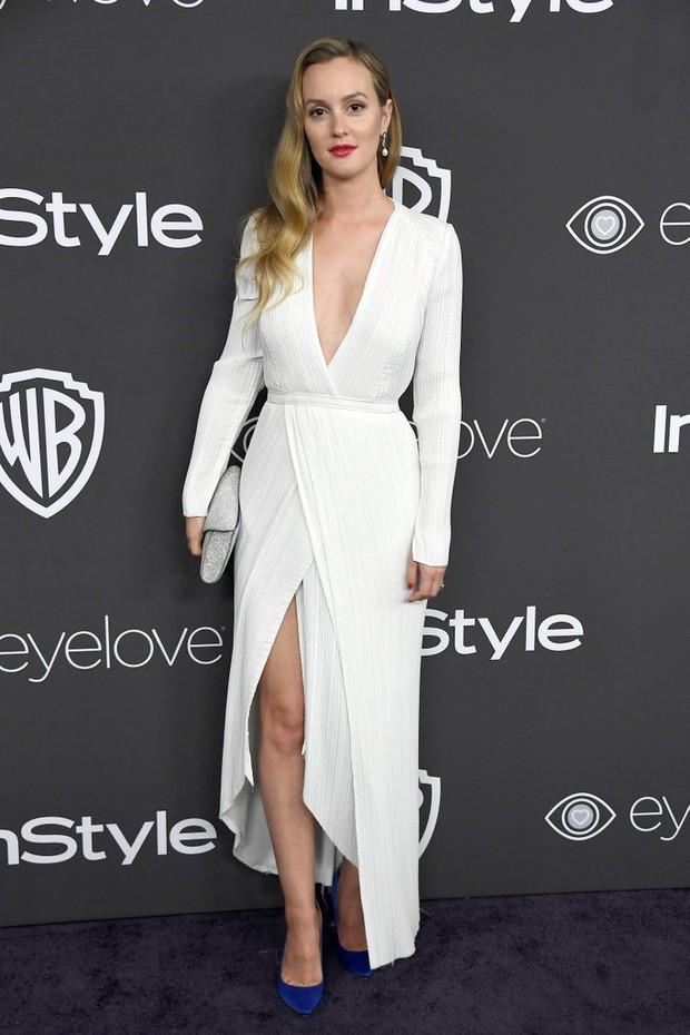 Hậu Quả Cầu Vàng: Miranda Kerr trễ nải sexy, mỹ nhân Blurred Lines hớ hênh trên thảm đỏ - Ảnh 16.