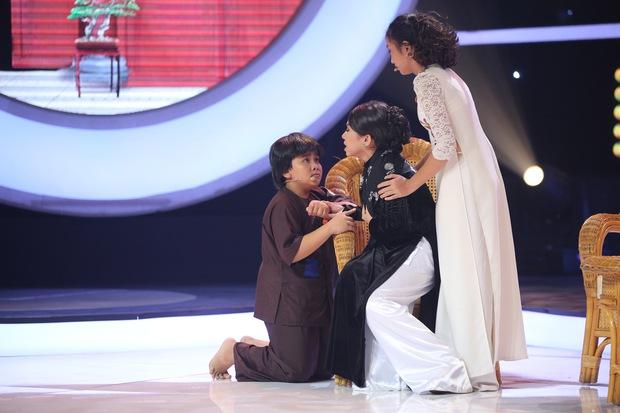 Gương mặt thân quen nhí: Bản hit về mẹ của Min - Erik được tái hiện cảm động trên sân khấu - Ảnh 13.