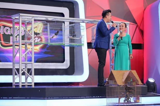 Võ Cảnh đọ võ với Trấn Thành, Angela Phương Trinh ôm mặt vì người bí ẩn - Ảnh 8.