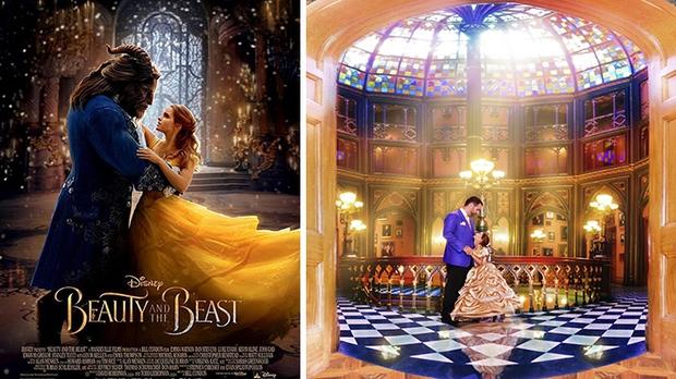 Nữ nhiếp ảnh gia tái hiện cảnh phim hoạt hình Disney trở thành hiện thực đẹp như mơ - Ảnh 9.