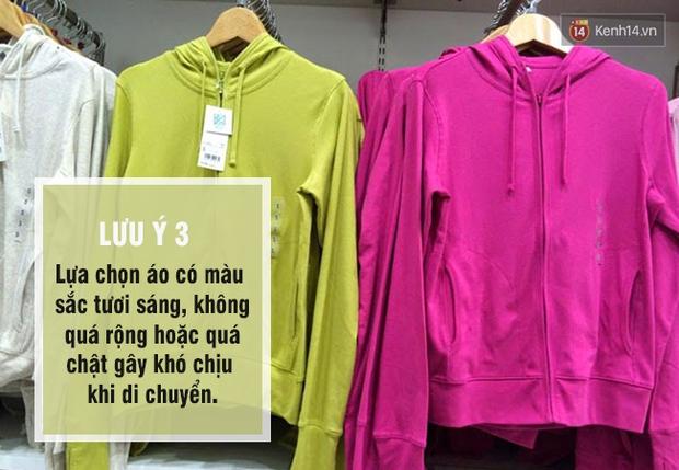 Tranh thủ sắm áo chống nắng đầu mùa theo 3 lưu ý sau để yên tâm cả hè - Ảnh 5.