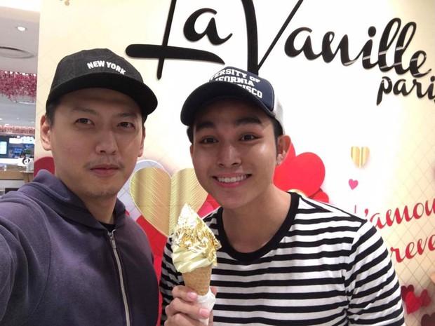 Giá tận 150k/ cây nhưng giới trẻ Sài Gòn vẫn đổ xô nhau đi thử kem dát vàng 24k! - Ảnh 7.
