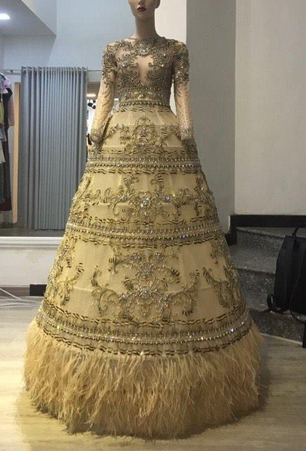 Chiếc đầm cuối cùng của Lý Nhã Kỳ tại Cannes: Rẻ nhất nhưng lại chặt chém nhất! - Ảnh 6.