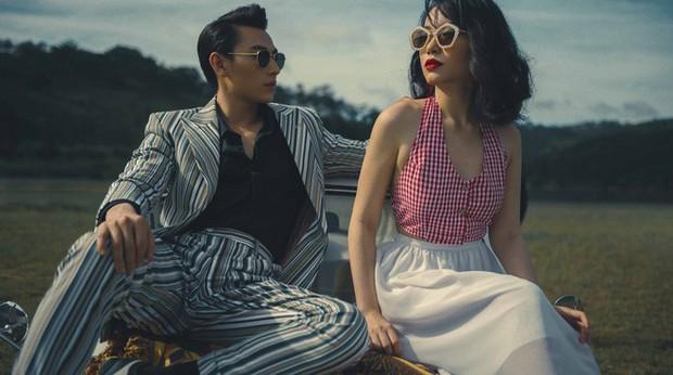 Nói không ngoa, 2017 chính là năm phong cách Retro lên ngôi ở cả MV lẫn phim Việt - Ảnh 7.