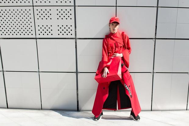 Ninh Dương Lan Ngọc quái đến không nhận ra, Hoa hậu Jolie Nguyễn sexy tại Seoul Fashion Week - Ảnh 13.
