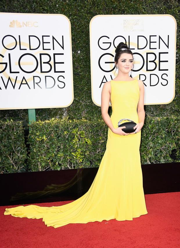 Thảm đỏ Quả Cầu Vàng 2017: Lily Collins đẹp như công chúa, đánh bật dàn Hoa hậu, mỹ nhân Hollywood - Ảnh 16.