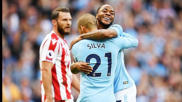 Hàng công của Man City siêu mạnh, Pep đang khiến cả Premier League khiếp đảm - Ảnh 1.