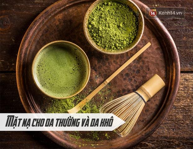 Không chỉ ăn được, dùng bột trà xanh đắp mặt còn giúp da vừa trắng vừa sạch mụn - Ảnh 2.