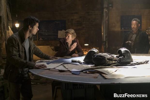 Maze Runner: The Death Cure công bố ngày ra mắt cùng những hình ảnh nóng hổi đầu tiên của phim - Ảnh 3.
