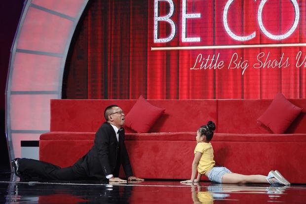 Đầu bếp nhí 7 tuổi gây sốt The Ellen Show xuất hiện đáng yêu trên truyền hình Việt! - Ảnh 7.