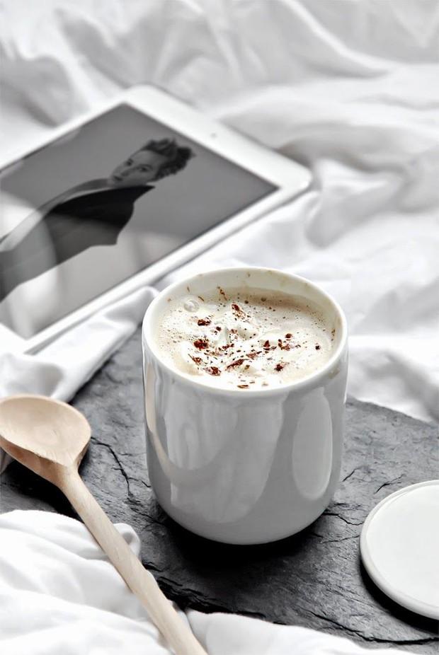 Mẹo tạo bọt sữa cappuccino không cần dùng máy - Ảnh 7.