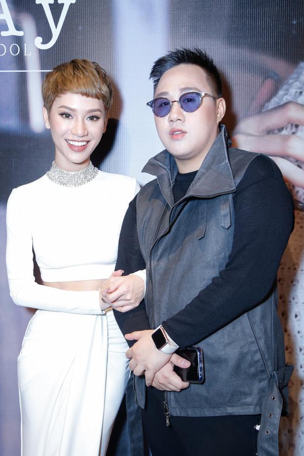 Tăng Thanh Hà xuất hiện xinh đẹp, thu hút sự chú ý tại buổi ra mắt MV của bạn thân Trà My Idol - Ảnh 12.