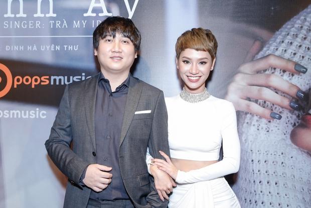 Tăng Thanh Hà xuất hiện xinh đẹp, thu hút sự chú ý tại buổi ra mắt MV của bạn thân Trà My Idol - Ảnh 6.