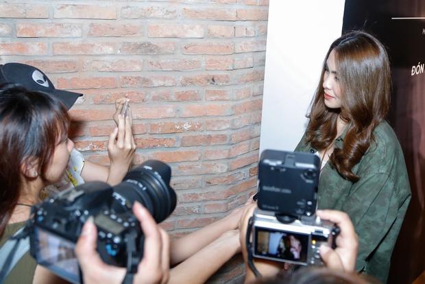 Tăng Thanh Hà xuất hiện xinh đẹp, thu hút sự chú ý tại buổi ra mắt MV của bạn thân Trà My Idol - Ảnh 3.