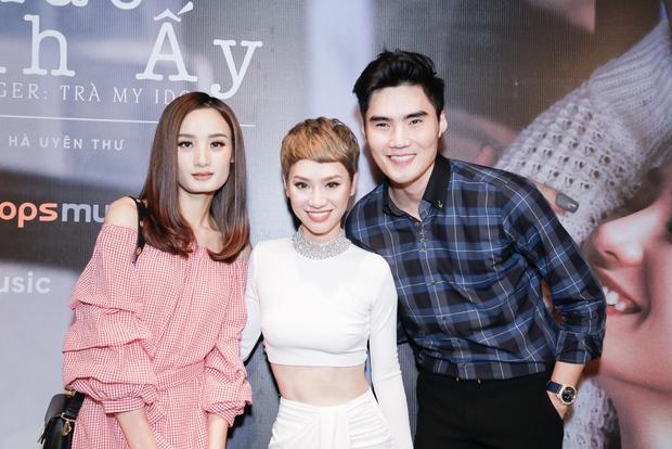 Tăng Thanh Hà xuất hiện xinh đẹp, thu hút sự chú ý tại buổi ra mắt MV của bạn thân Trà My Idol - Ảnh 16.
