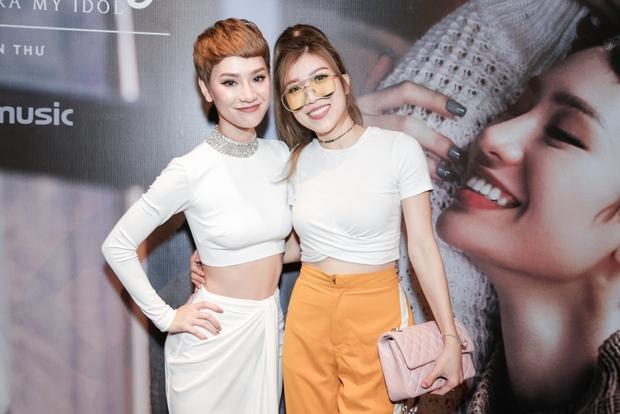 Tăng Thanh Hà xuất hiện xinh đẹp, thu hút sự chú ý tại buổi ra mắt MV của bạn thân Trà My Idol - Ảnh 10.