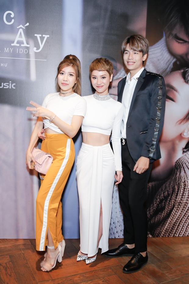 Tăng Thanh Hà xuất hiện xinh đẹp, thu hút sự chú ý tại buổi ra mắt MV của bạn thân Trà My Idol - Ảnh 11.