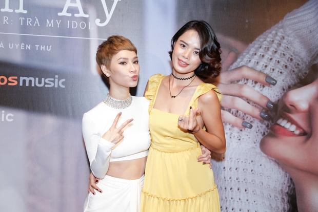 Tăng Thanh Hà xuất hiện xinh đẹp, thu hút sự chú ý tại buổi ra mắt MV của bạn thân Trà My Idol - Ảnh 8.