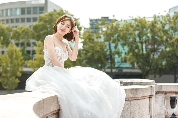 Có duyên từ bé xíu, Tú Linh M.U từng được chồng sắp cưới khen xinh năm... 8 tuổi! - Ảnh 4.