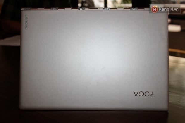 Lenovo Việt Nam trình làng laptop biến hình Yoga 910 cực độc đáo, giá khởi điểm từ 44 triệu đồng - Ảnh 11.