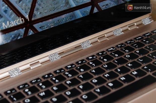 Lenovo Việt Nam trình làng laptop biến hình Yoga 910 cực độc đáo, giá khởi điểm từ 44 triệu đồng - Ảnh 12.