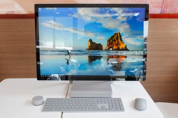 Trải nghiệm nhanh máy tính kiêm bàn vẽ Surface Studio tại Việt Nam: mỏng, đẹp và ấn tượng! - Ảnh 1.