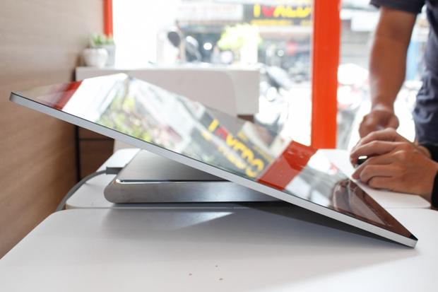 Trải nghiệm nhanh máy tính kiêm bàn vẽ Surface Studio tại Việt Nam: mỏng, đẹp và ấn tượng! - Ảnh 12.