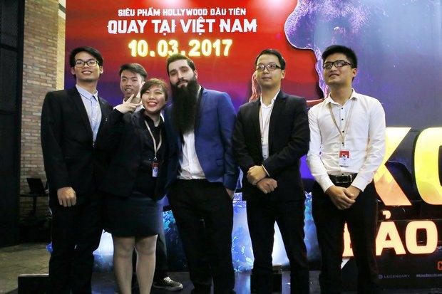 Đoàn làm phim Việt Nam đứng đằng sau Kong: Skull Island, họ là ai? - Ảnh 6.