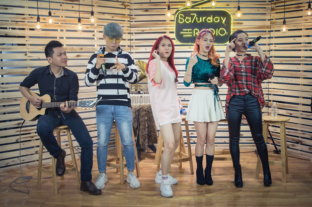 LIME tự tin thể hiện các ca khúc bằng tiếng Hàn Quốc, thẳng thắn phủ nhận tin đồn nhóm sắp tan rã - Ảnh 9.
