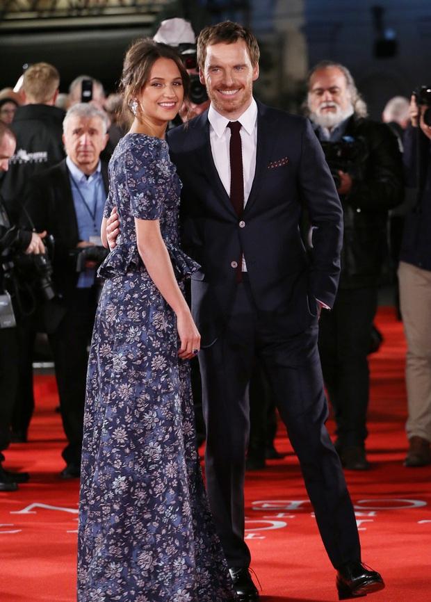 Là siêu sao hàng đầu Hollywood, tài tử X-Men và mỹ nhân Cô gái Đan Mạch lại làm đám cưới kín đáo bất ngờ - Ảnh 1.