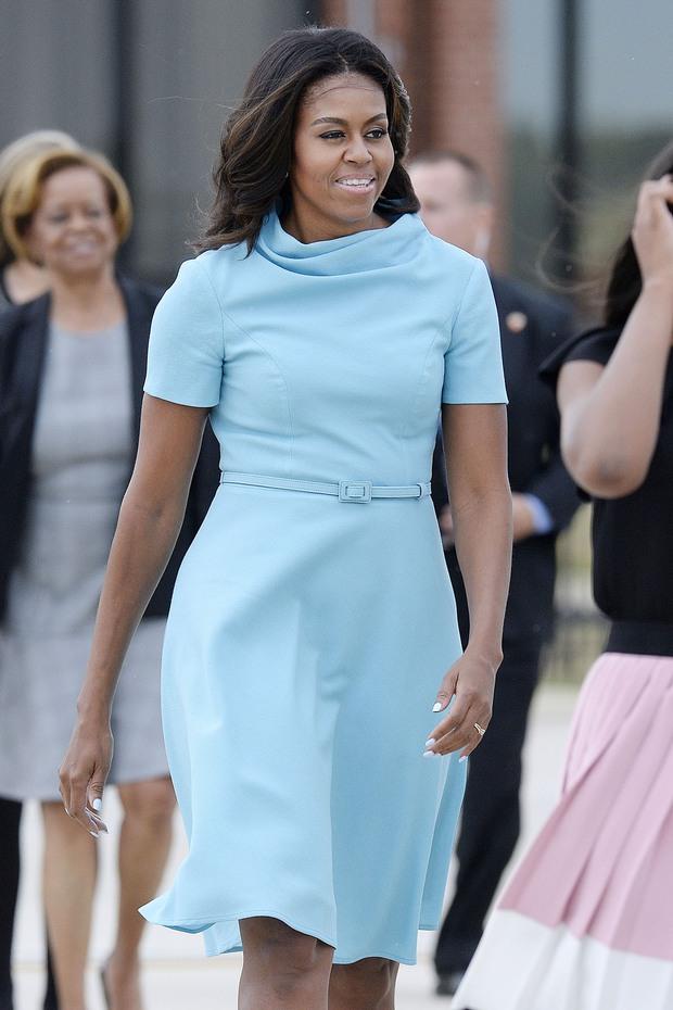 8 năm làm Đệ nhất phu nhân, bà Obama đã ảnh hưởng đến thời trang của nước Mỹ thế nào? - Ảnh 7.