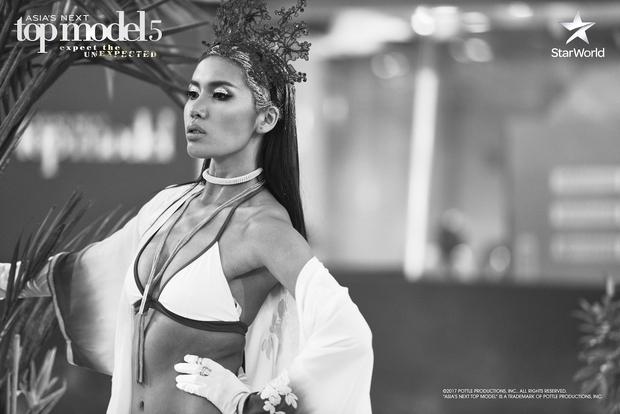 Minh Tú liên tục bị giám khảo Next Top châu Á nhắc nhở vì lúc nào cũng sexy - Ảnh 11.