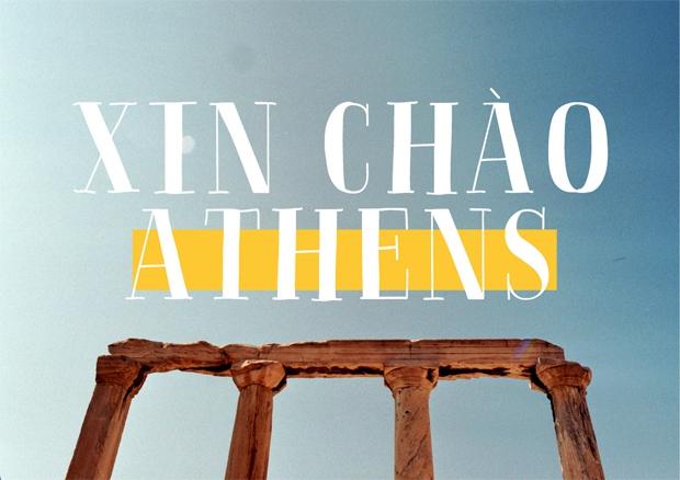 Hành trình 6 ngày ở Hy Lạp, miền đất khiến bạn tin rằng: Thiên đường là có thật - Ảnh 3.