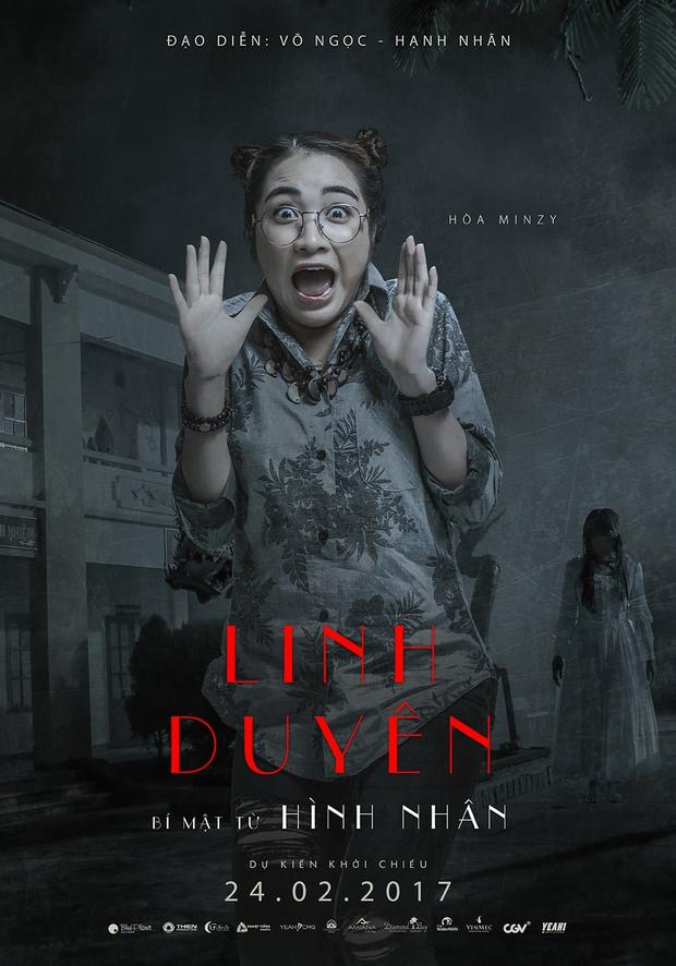 Linh Duyên - Phim kinh dị Việt mới chính thức ra rạp - Ảnh 3.