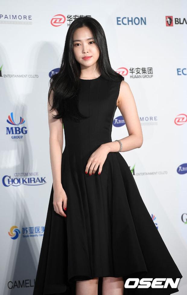 Thảm đỏ Oscar Hàn Quốc: Hoa hậu gây sốc với ngực siêu khủng, Yoona và Jo In Sung dẫn đầu dàn siêu sao - Ảnh 16.