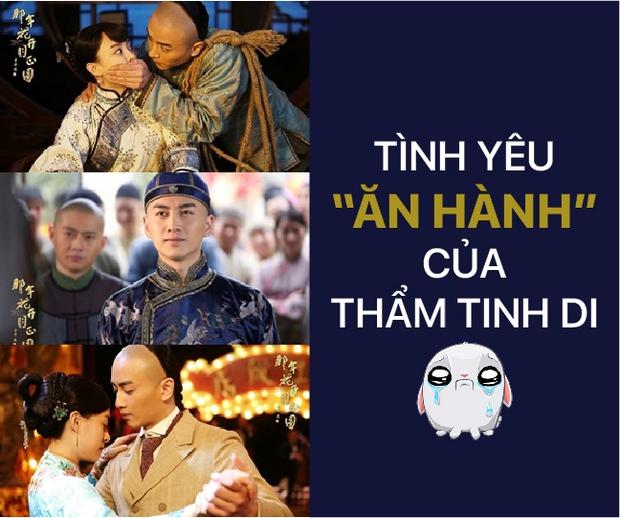 4 kiểu yêu lạ lùng của các chàng nam chính trong phim truyền hình Hoa Ngữ - Ảnh 4.