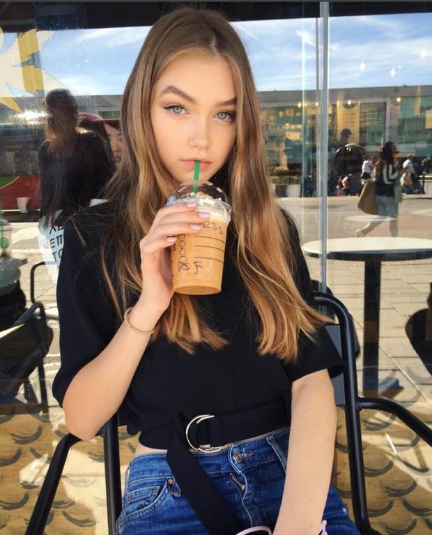 Hot girl nhà người ta: 15 tuổi cao 1m70, dáng chuẩn và mặt xinh như búp bê! - Ảnh 3.