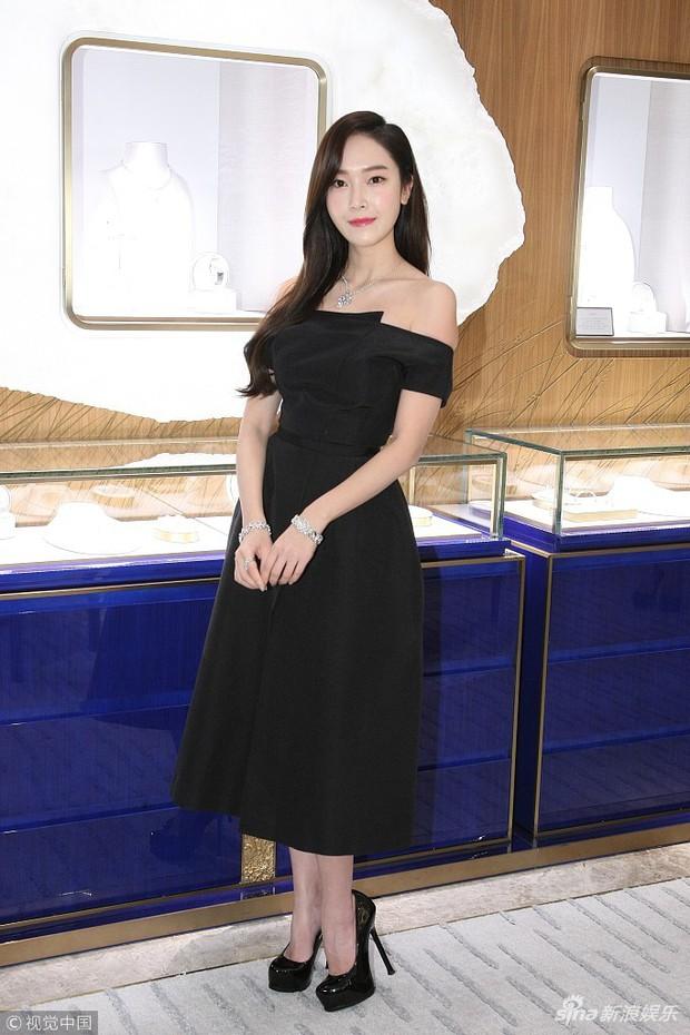 Trở lại thời kỳ đỉnh cao nhan sắc, Jessica Jung đẹp dịu dàng không tì vết - Ảnh 13.