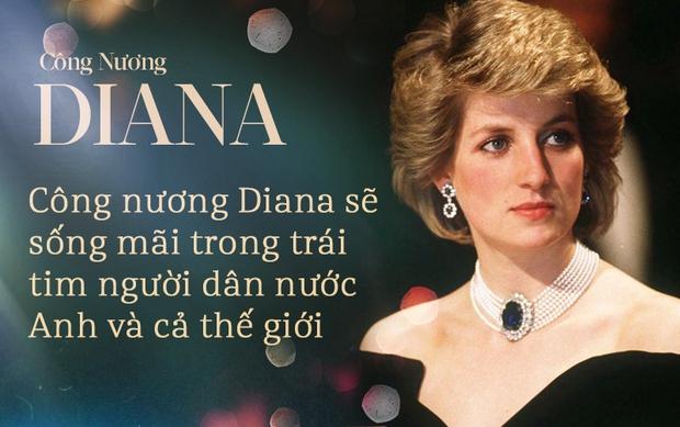 Sự ra đi của Công nương Diana: Nước Anh rúng động, tang thương và tỷ lệ tự tử tăng bất thường phía sau - Ảnh 1.