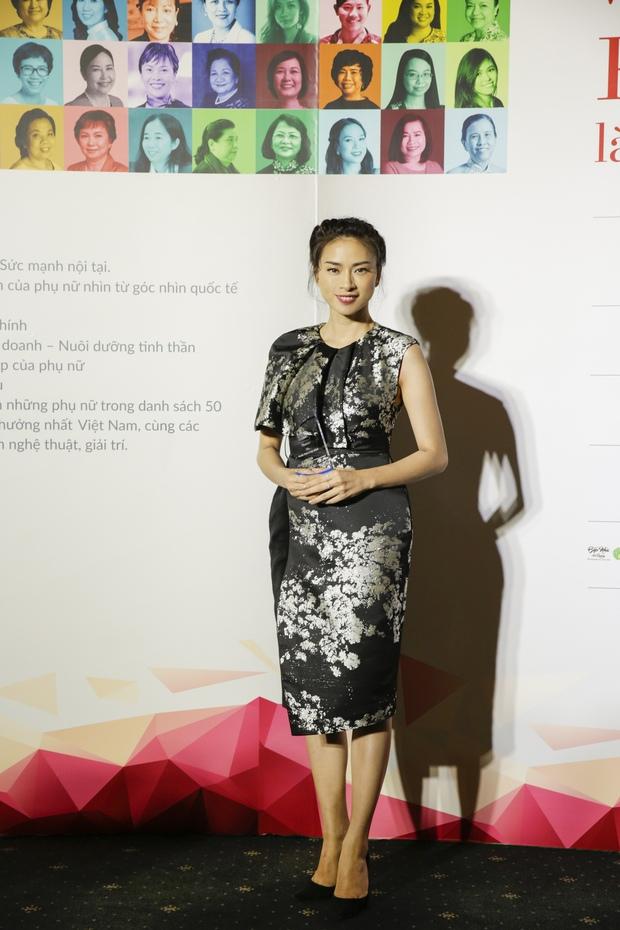 Đông Nhi, Ngô Thanh Vân xinh đẹp đi nhận giải top 50 người phụ nữ ảnh hưởng nhất Việt Nam - Ảnh 6.