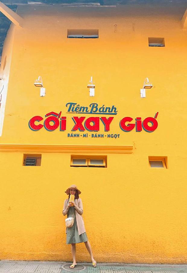 Bức tường vàng này chính là địa điểm check-in hot nhất Đà Lạt hiện tại! - Ảnh 10.