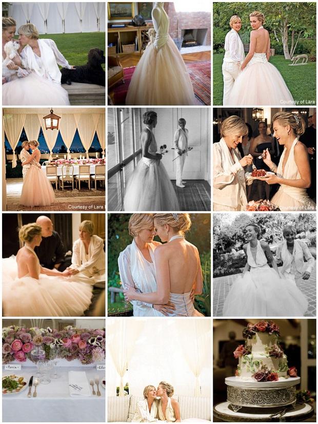 Trước Hồ Vĩnh Khoa, cũng đã có nhiều đám cưới đồng tính đẹp như mơ của sao thế giới - Ảnh 3.
