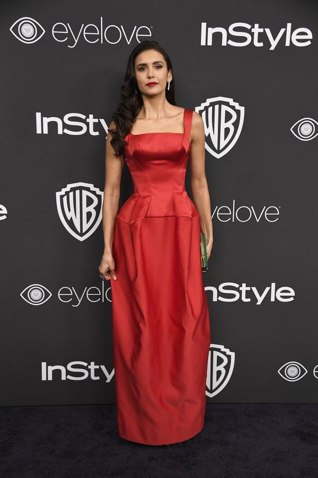 Hậu Quả Cầu Vàng: Miranda Kerr trễ nải sexy, mỹ nhân Blurred Lines hớ hênh trên thảm đỏ - Ảnh 20.