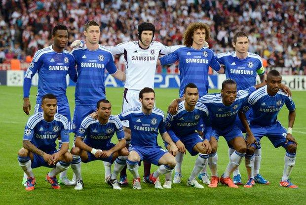 Sau 5 năm, đội hình Chelsea vô địch Champions League tan đàn xẻ nghé - Ảnh 1.