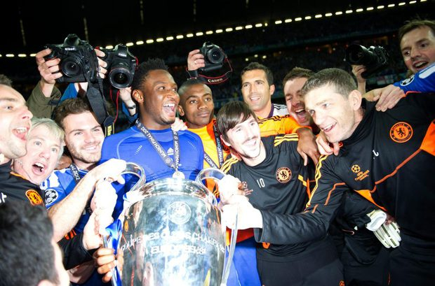 Sau 5 năm, đội hình Chelsea vô địch Champions League tan đàn xẻ nghé - Ảnh 4.