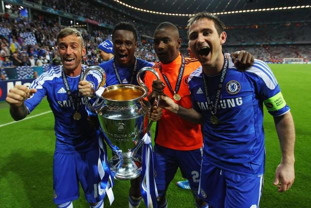 Sau 5 năm, đội hình Chelsea vô địch Champions League tan đàn xẻ nghé - Ảnh 3.